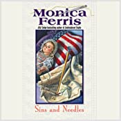 Sins and Needles: A Needlecraft Mystery | Monica Ferris