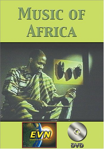 Music of Africa DVD