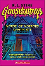 Goosebumps: House of Horrors Boxed Set
