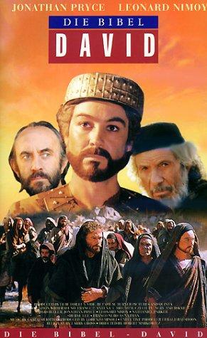 Die Bibel: David [VHS]