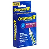 Compound W Wart Remover, Maximum Strength, Fast-Ac...