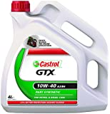 Castrol GTX Engine Oil 10W-40 A3/B4 4L