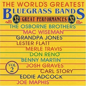World's Greatest Bluegrass Pickers, Vol. 2