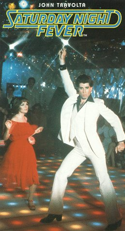 Cover art for  Saturday Night Fever [VHS]