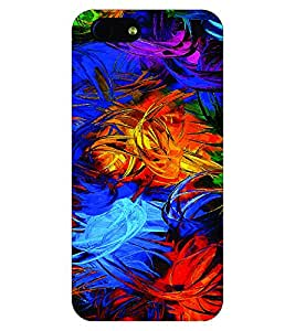 Voodoo Printed Back Cover For Apple Iphone 5S