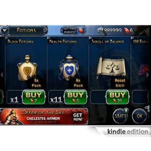 Blood & Glory Money Cheat iPhone