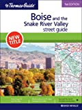 Boise and the Snake River Valley, Idaho (Rand McNally Thomas Guide)