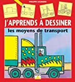 "Afficher ""J'apprends à dessiner les moyens de transport"""
