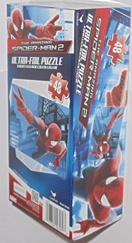 The Amazing Spider-Man 2 Ultra Foil Puzzle - 48 pieces