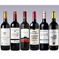 【フランスボルドー金賞受賞ワイン】 フランスワイン 赤ワイン6本セット 750mlx6本