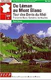 echange, troc Guide FFRP - Du Léman au Mont-Blanc GR 5