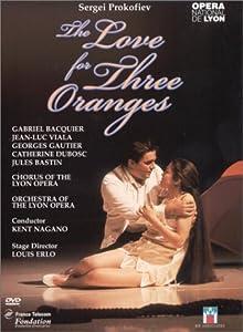 Amazon.com: Prokofiev - The Love for Three Oranges