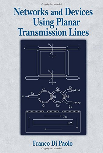 Networks and Devices Using Planar Transmissions Lines (Transmission Lines And Networks compare prices)