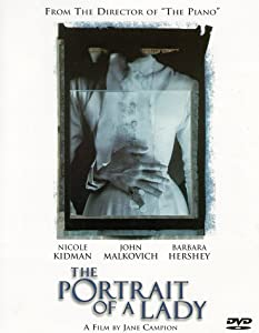 "Cover of ""The Portrait of a Lady"""