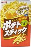 明治製菓 ポテトスティックバーベキュー味 65g×5個