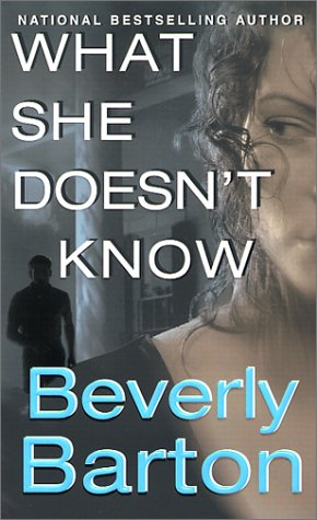 Image for What She Doesn't Know (Zebra Romantic Suspense)