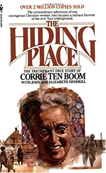 "Cover of ""The Hiding Place"""