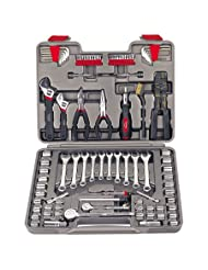 95 Piece Mechanics Tool Kit-DT-1241 by Apollo