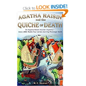 Agatha Raisin - Series 3 - M.C. Beaton