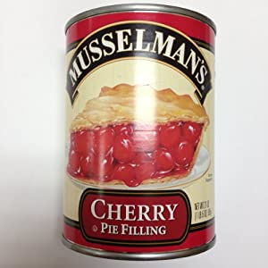 Musselman's Cherry Pie Filling Pack of 2