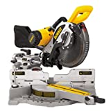 Dewalt 110V 10-inch 254mm Heavy-Duty Double-Bevel Sliding Compound Mitre Saw