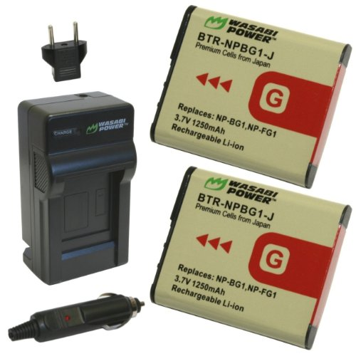 wasabi-power-battery-2-pack-and-charger-for-sony-np-bg1-np-fg1-and-sony-cyber-shot-dsc-h3-dsc-h7-dsc