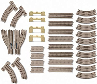 Thomas the Train: TrackMaster Deluxe Expansion Track Pack by Fisher-Price Thomas