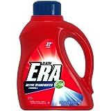 Era 2x Ultra Active Stainfighter Formula Regular Liquid Detergent 32 Loads 50 Fl Oz (Pack of 2)