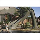 Pool Slides:Left Turbo Twister in Sandstone