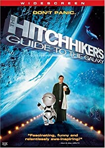 The Hitchhikers Guide To The Galaxy Widescreen Edition from Buena Vista Home Entertainment / Touchstone