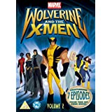 Wolverine And The X-Men Vol.2 [DVD] [2008]