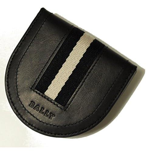 (バリー)BALLY TACKO/290 コインケース 小銭入れ(ブラック) 6179149 BA-866 [並行輸入品]