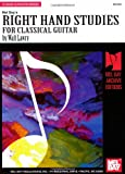 Mel Bay presents Right Hand Studies for Classical Guitar (Mel Bay Archive Editions)