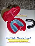 Dental Hygiene Preferred Complete  Day/Night Mouth Guard Kit, Colors may vary