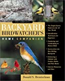 img - for The Complete Backyard Birdwatcher 's Home Companion book / textbook / text book