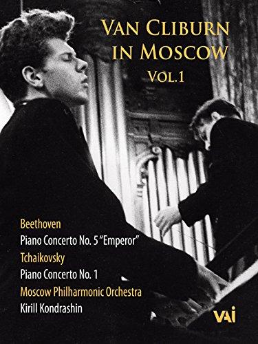 Van Cliburn in Moscow, Vol. 1
