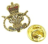 Staffordshire Regiment Lapel Pin Badge (Metal / Enamel)