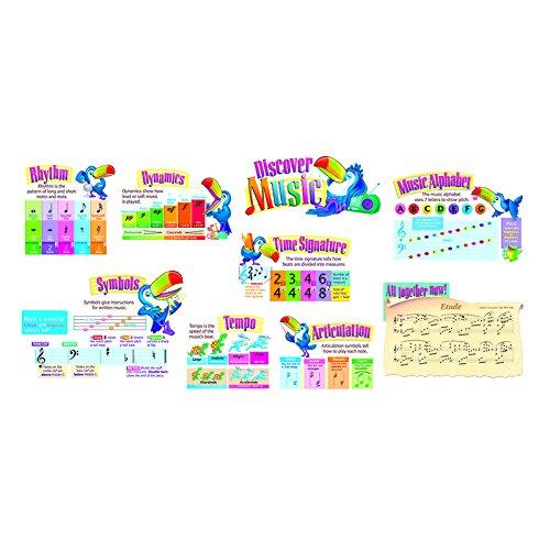Discover Music Bulletin Board Set (Music Bulletin Board compare prices)