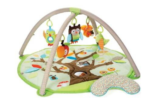 Great Features Of Skip Hop Treetop Friends Activity Gym