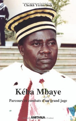 Kéba Mbaye (French Edition)