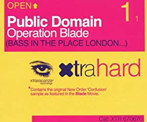 Operation Blade (Bass In The Place London)