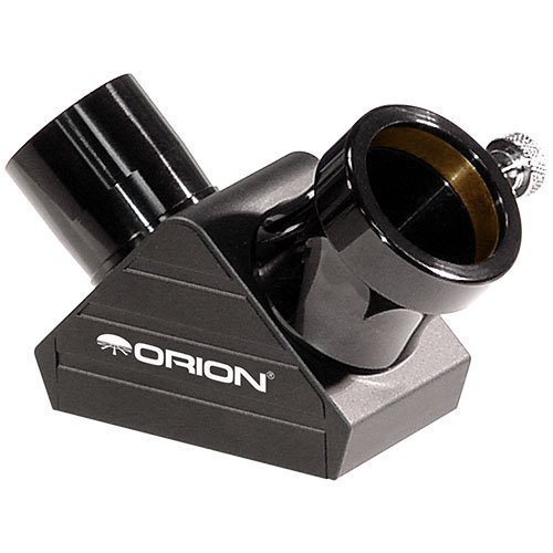 Orion 8879 1.25-Inch Enhanced Mirror Star Telescope Diagonal