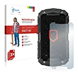 3x Vikuiti MySafeDisplay Displayschutzfolie DQCT130 von 3M
