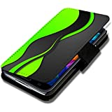 Book Style Flip Handy Tasche Case Schutz Hülle Schale Motiv Etui für Nokia Lumia 620 - A46 Design8