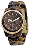 Michael Kors Womens MK5038 Ritz Tortoise Watch