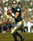 Brady Quinn Autographed Notre Dame Fighting Irish 8x10 Photograph -Certified Authentic