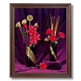 Japanese Asian Flowers Oriental # 2 Home Decor Wall Picture Cherry Framed Art Print