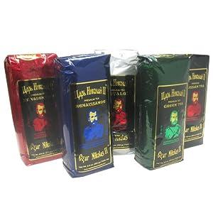 "Gourmet Gift Tea Set ""Czar Nicholas II"", 5 Flavors"