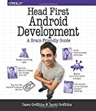 img - for Head First Android Development book / textbook / text book