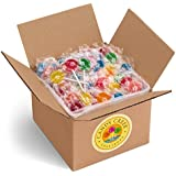 Candy Creek Fruit Lollipops, Bulk 5 lb. Carton